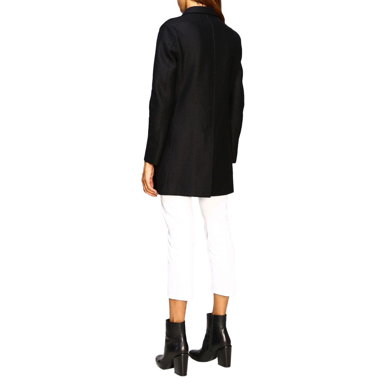 Coat Harris Wharf London: Jacket women Harris Wharf London black 3