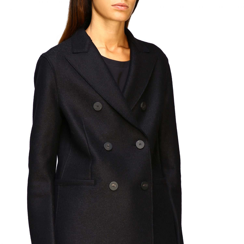 Coat Harris Wharf London: Jacket women Harris Wharf London black 5