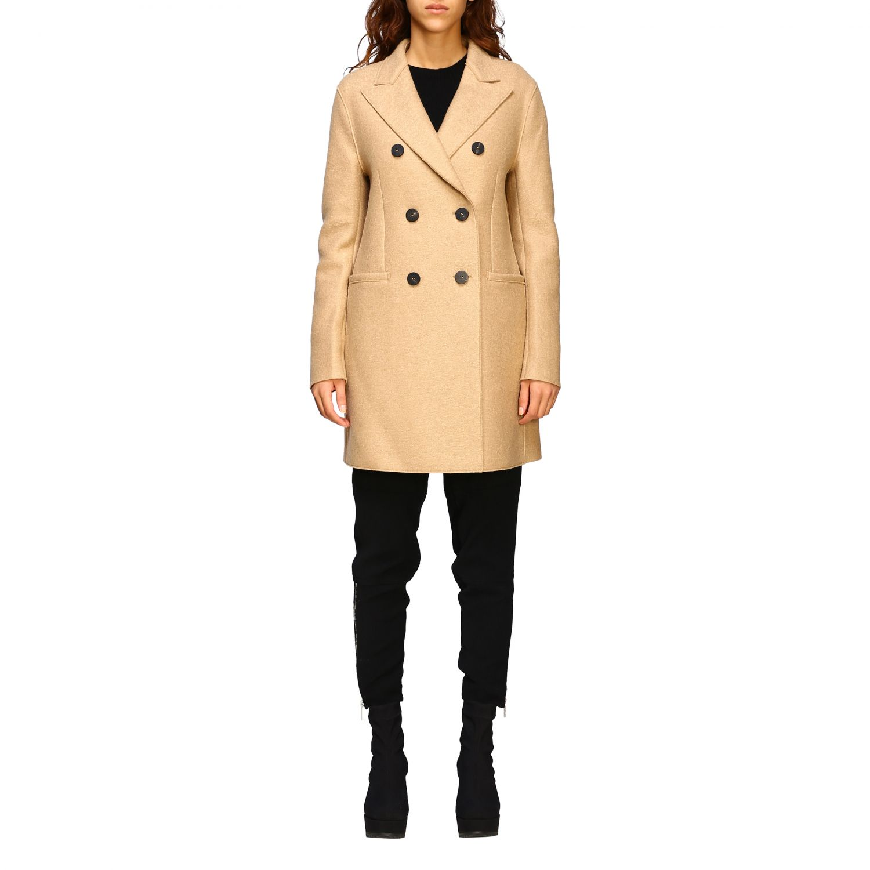 Jacket women Harris Wharf London beige 1
