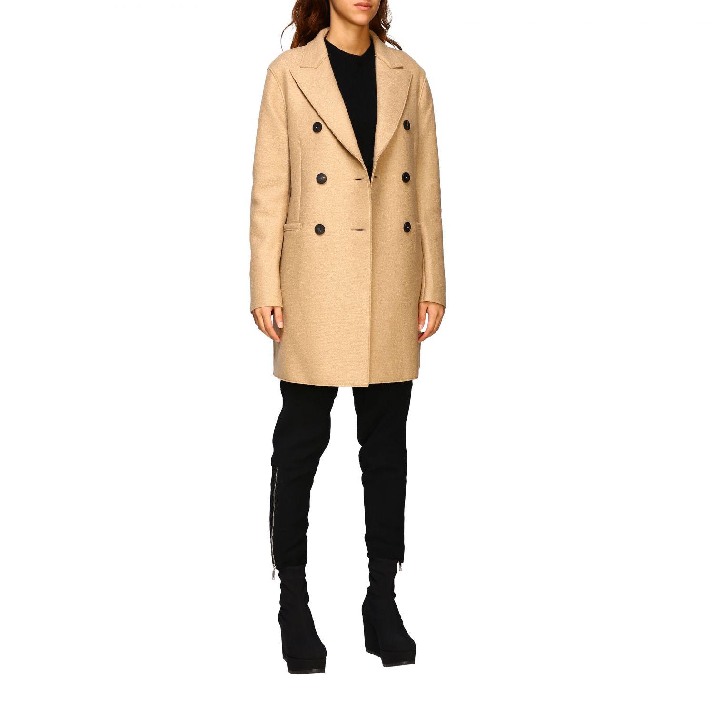 Jacket women Harris Wharf London beige 2