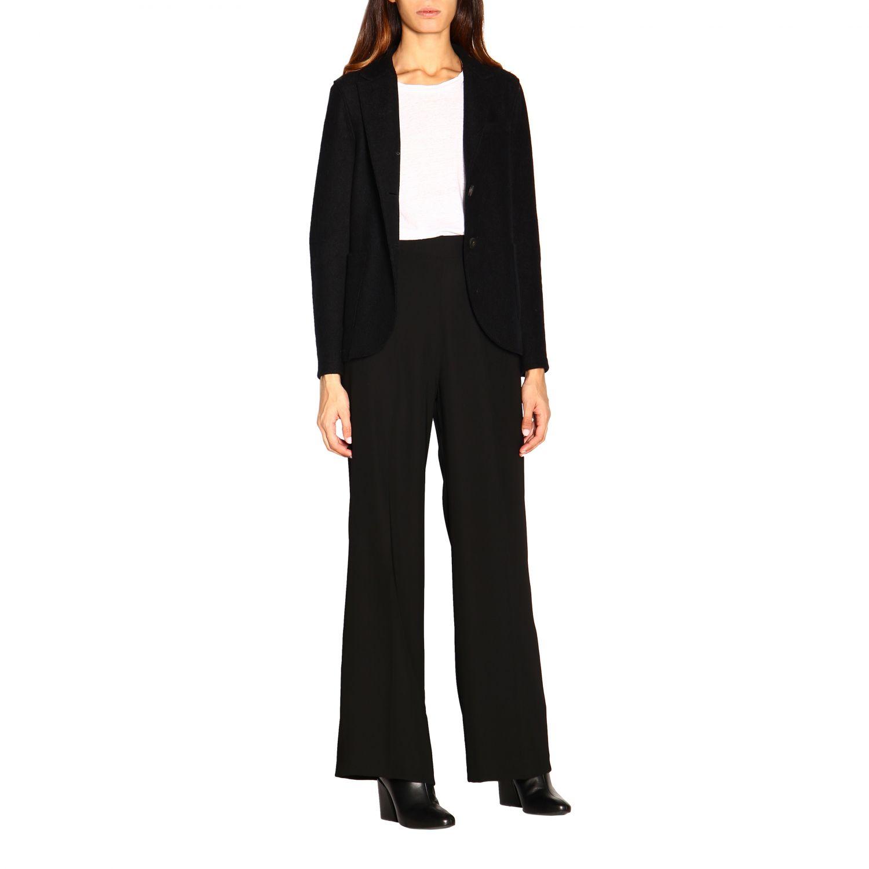 Jacket women Harris Wharf London black 2