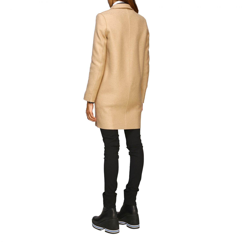 Coat women Harris Wharf London beige 3