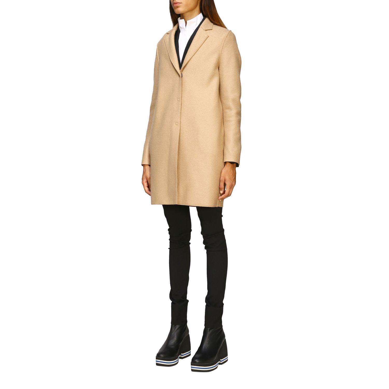 Coat women Harris Wharf London beige 4