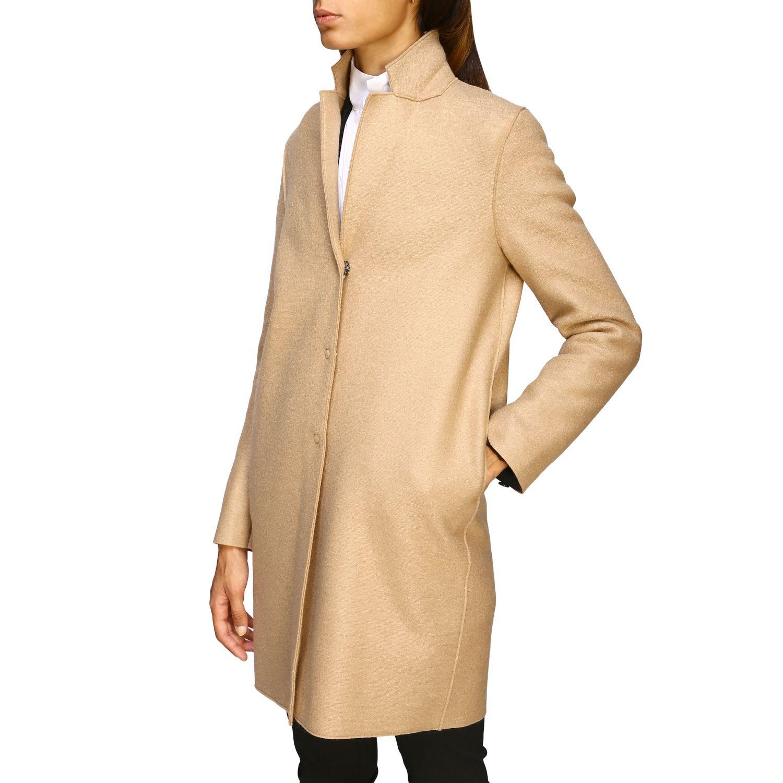 Coat women Harris Wharf London beige 5