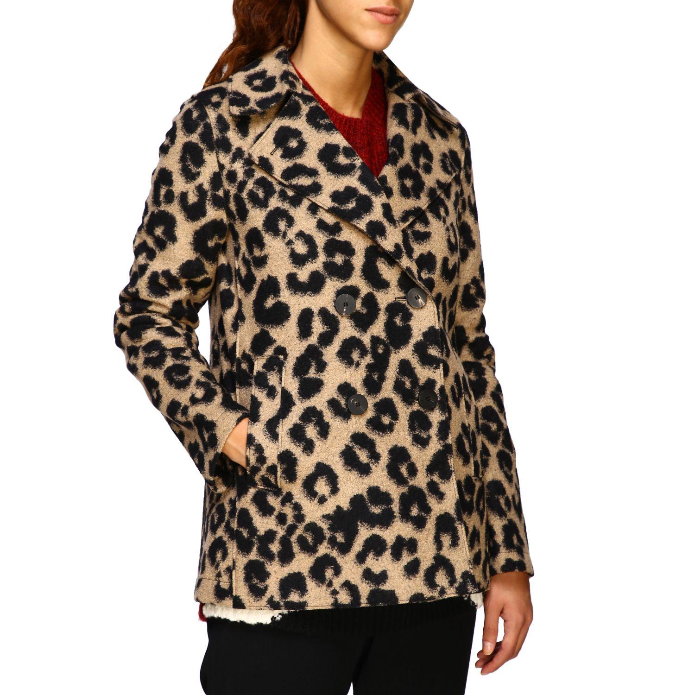 Jacket women Harris Wharf London brown 5