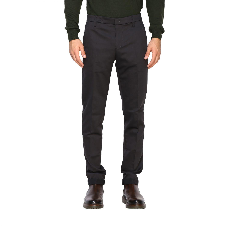Pants Dondup: Pants men Dondup grey 1