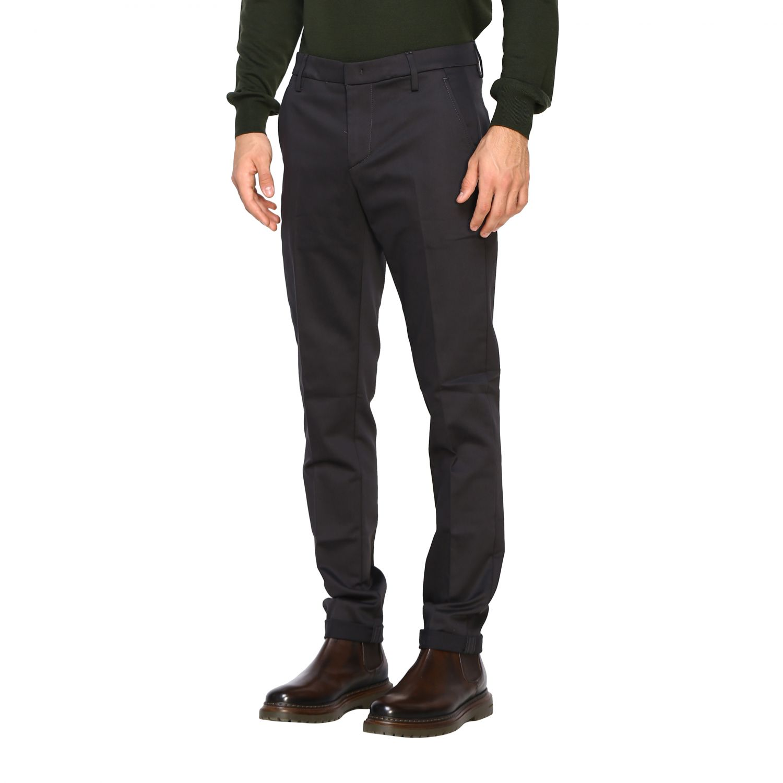 Pants Dondup: Pants men Dondup grey 4