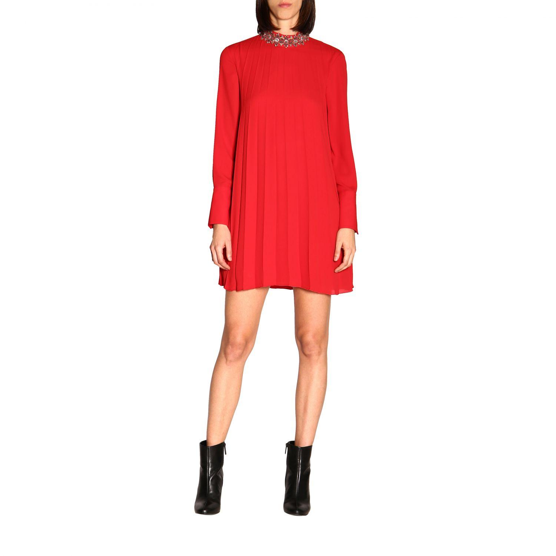 Robes femme Dondup rouge 1
