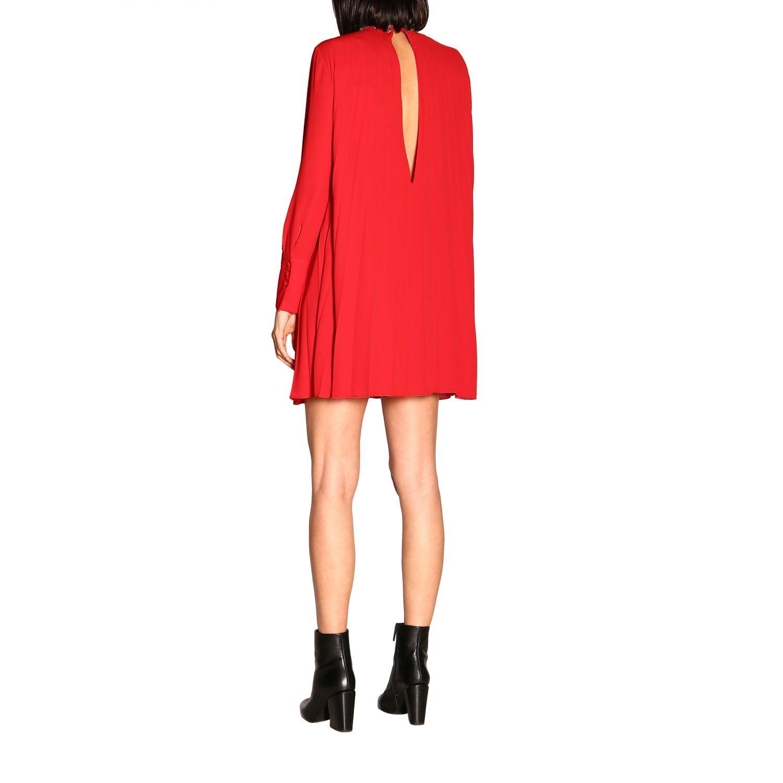 Robes femme Dondup rouge 2