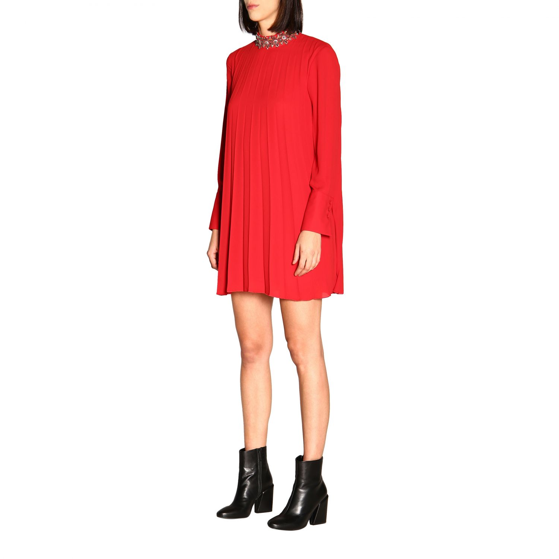 Robes femme Dondup rouge 3