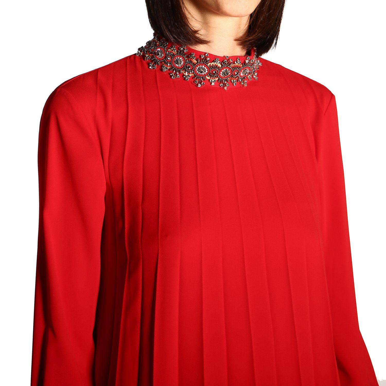 Robes femme Dondup rouge 4