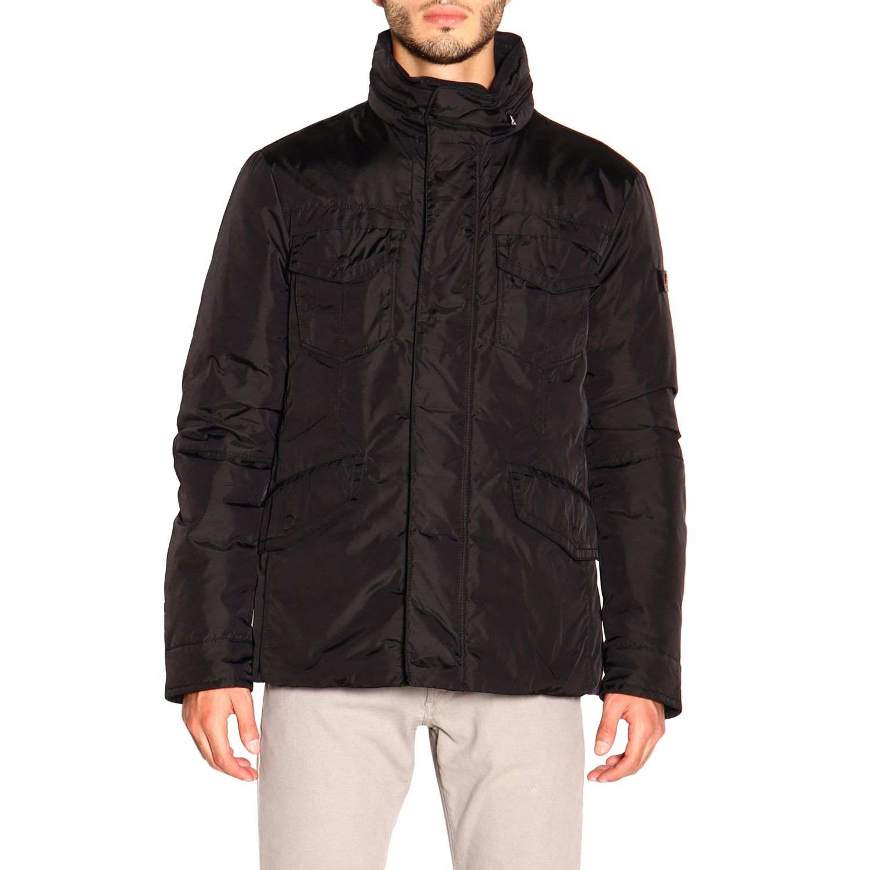 Jacket men Peuterey black 1