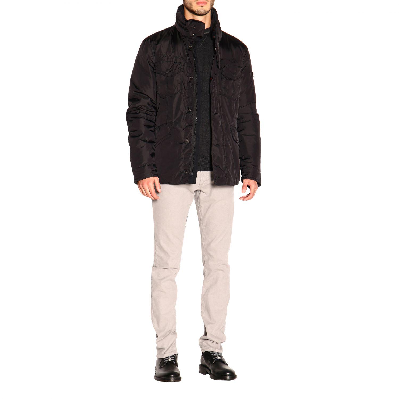 Jacket men Peuterey black 2