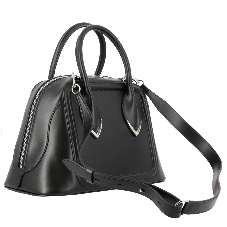 Mini bag women Alexander Mcqueen black 3