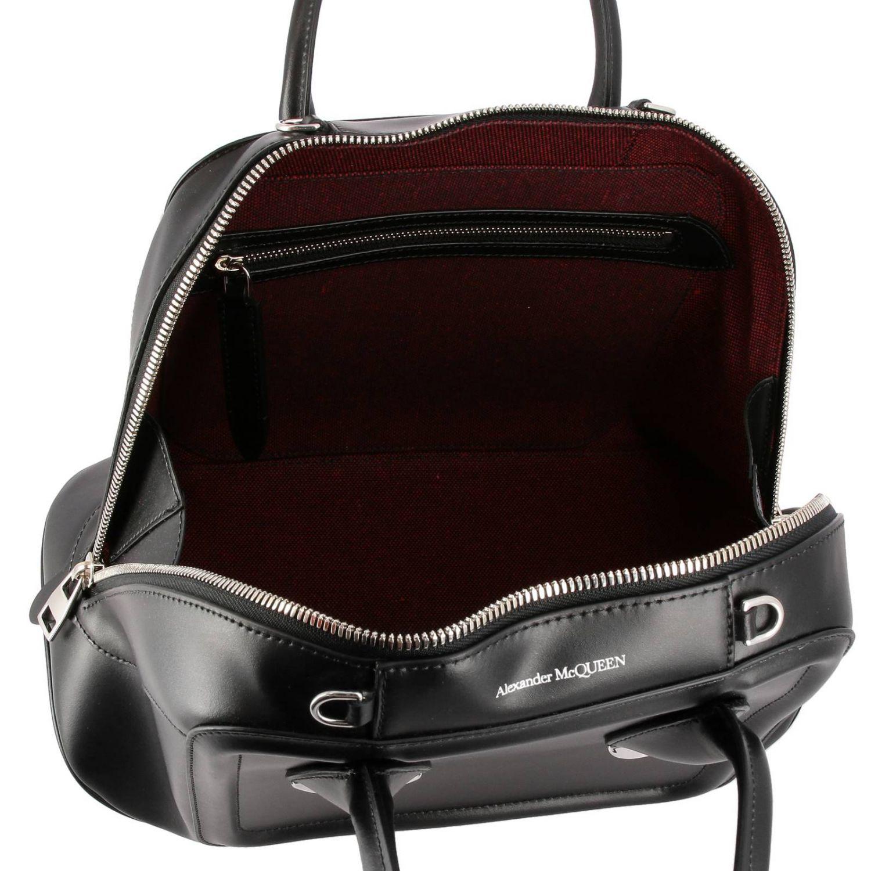 Mini bag women Alexander Mcqueen black 5