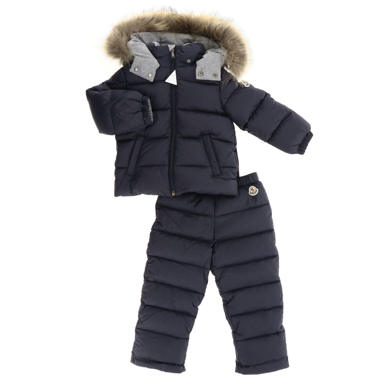 套装 儿童 Moncler 蓝色 1