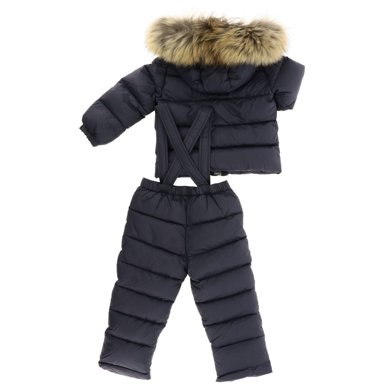套装 儿童 Moncler 蓝色 2