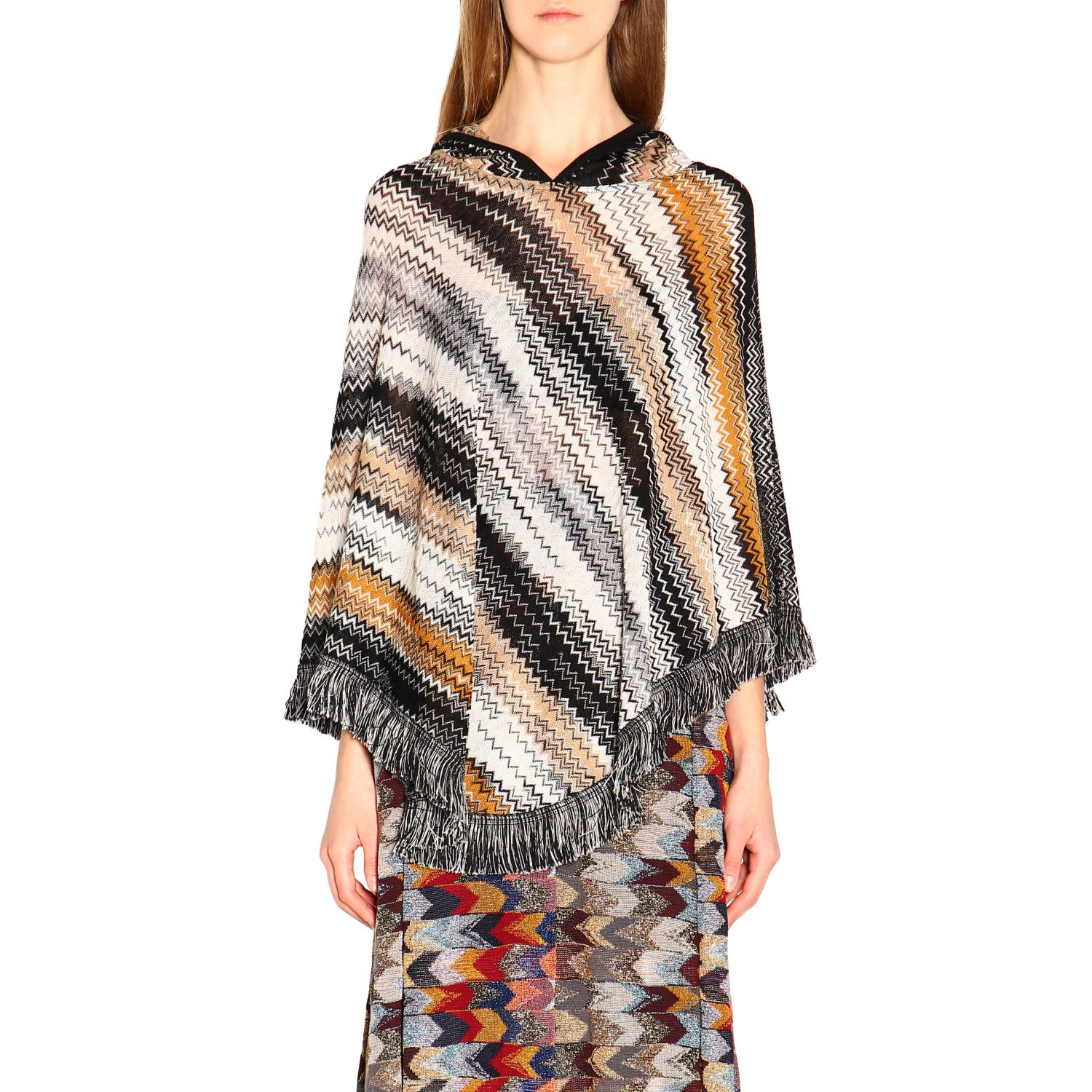 Scarf women Missoni multicolor 1