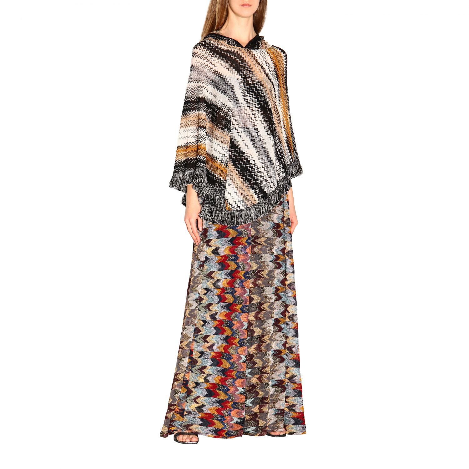 Scarf women Missoni multicolor 2