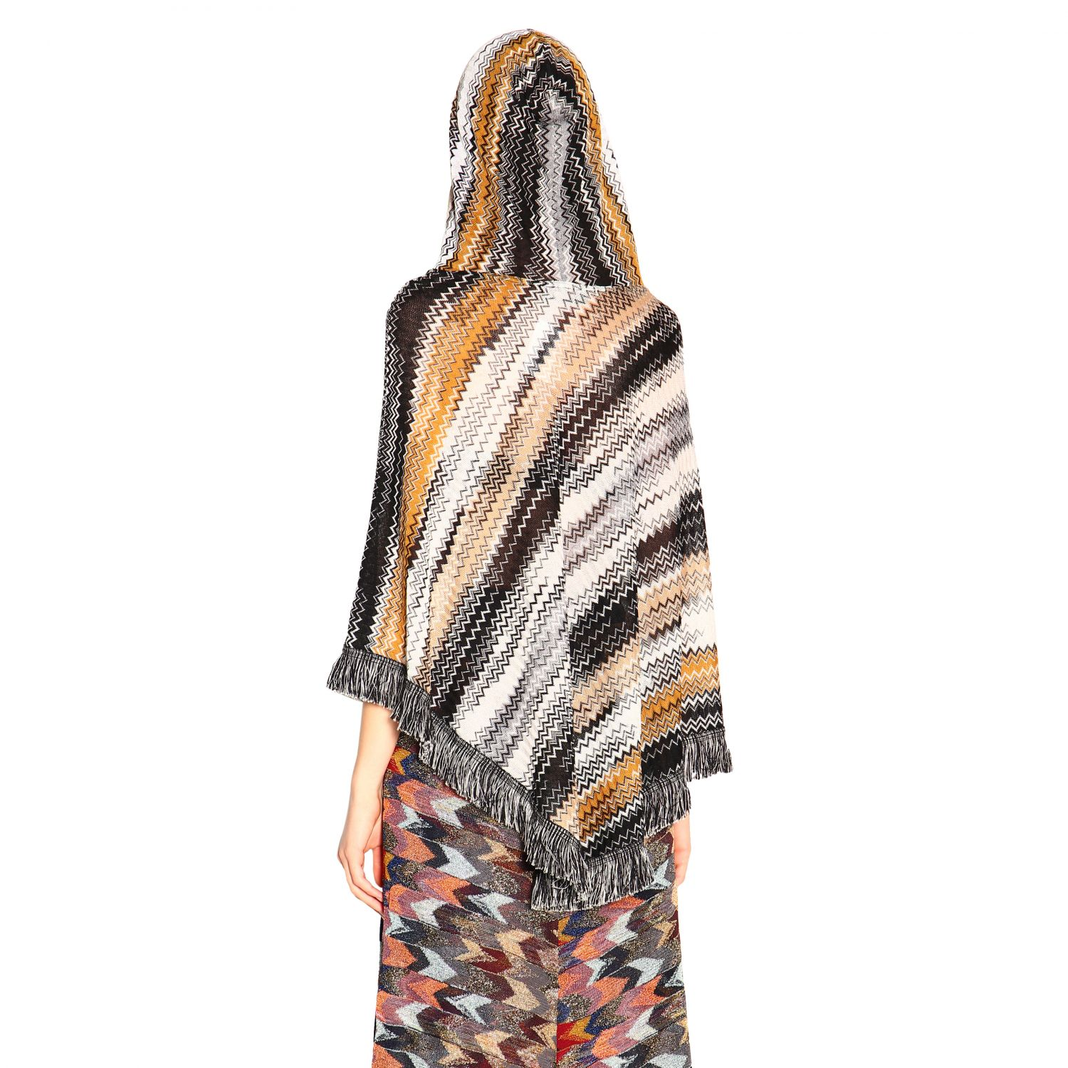 Scarf women Missoni multicolor 3