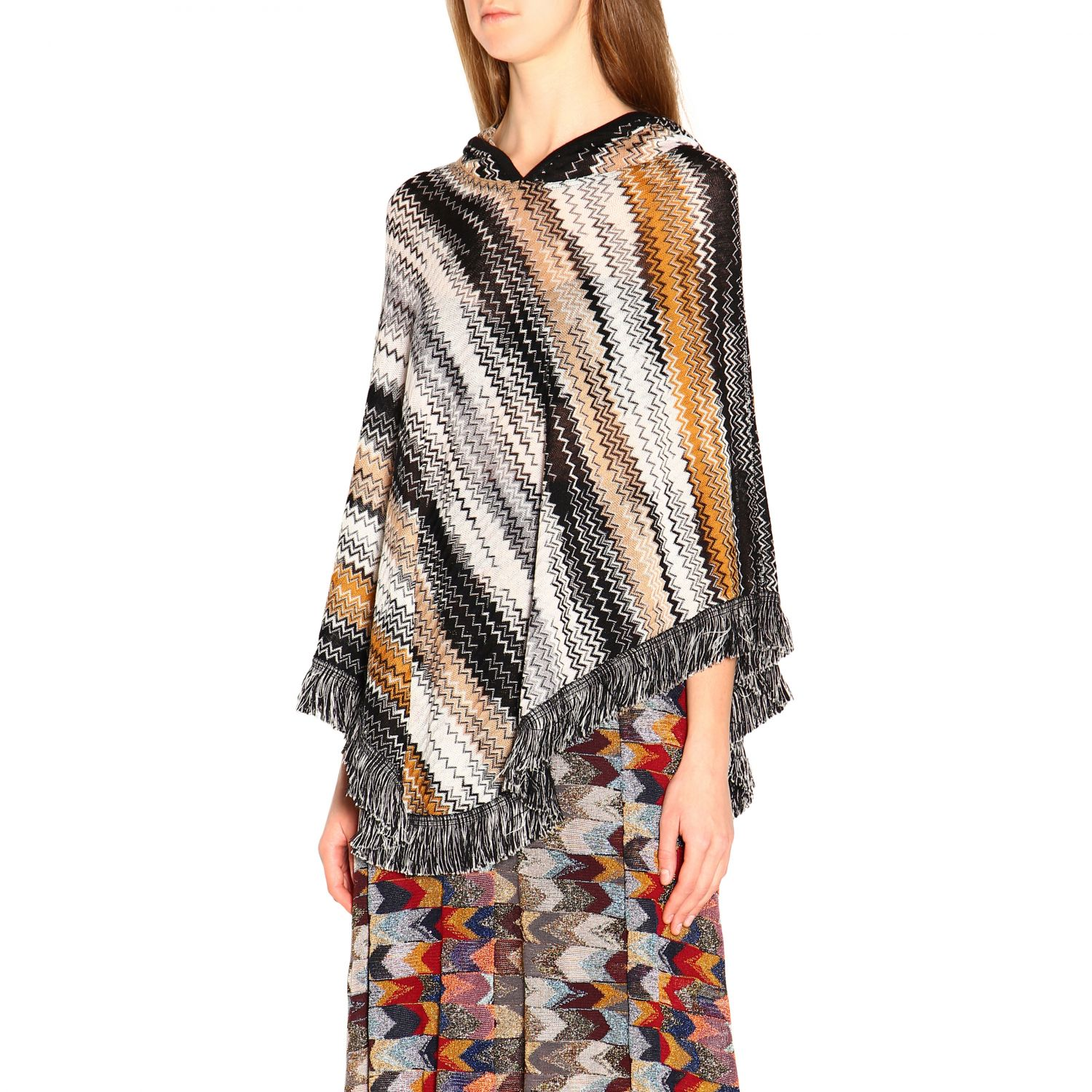Scarf women Missoni multicolor 4