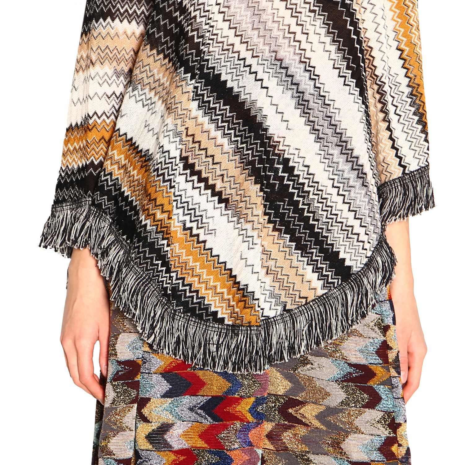 Scarf women Missoni multicolor 5