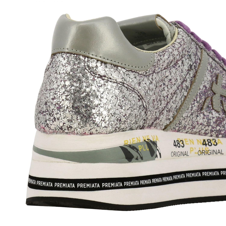 运动鞋 女士 Premiata 紫红色 5