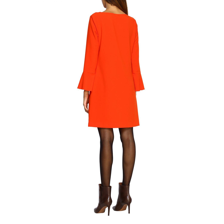 Abito Maliparmi: Abito donna Maliparmi arancione 3