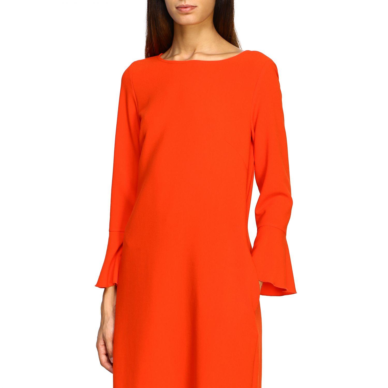 Abito Maliparmi: Abito donna Maliparmi arancione 5