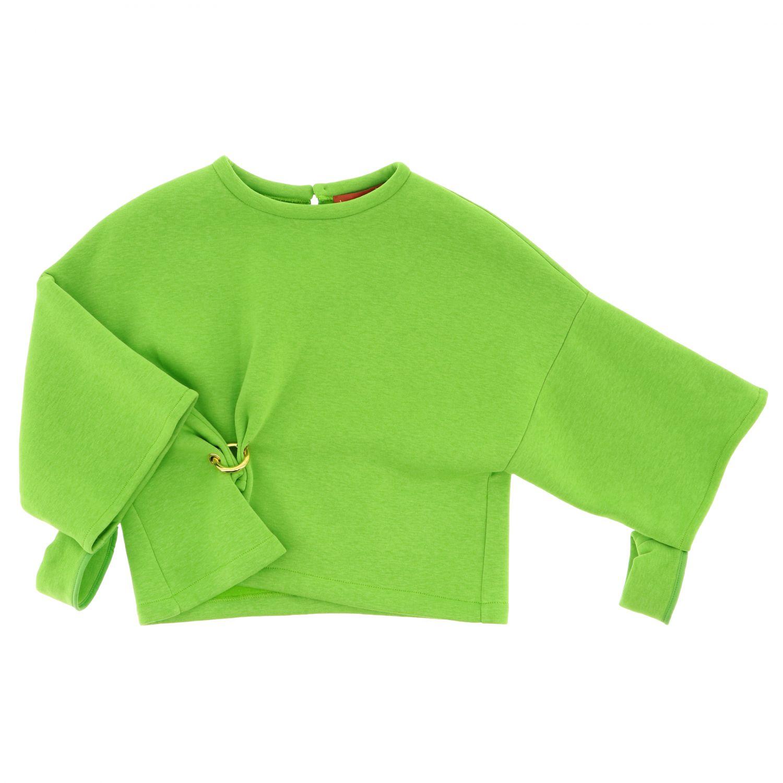 Jacke kinder Loredana grün 1