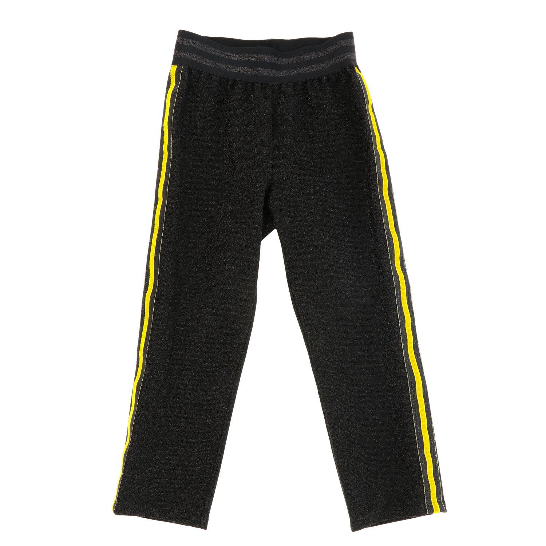 Pantalon enfant Loredana noir 1