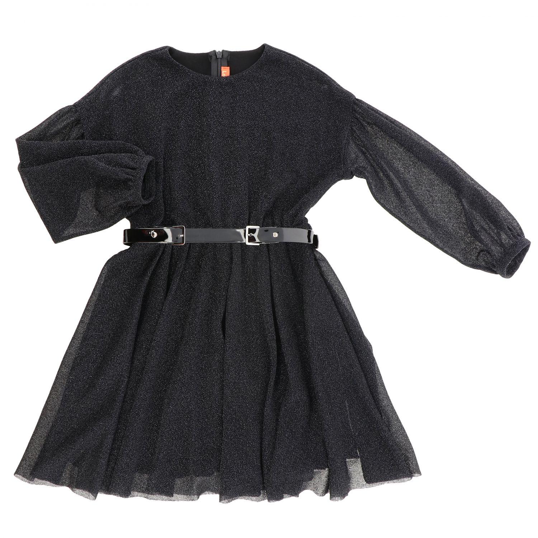 Kleid kinder Loredana schwarz 1