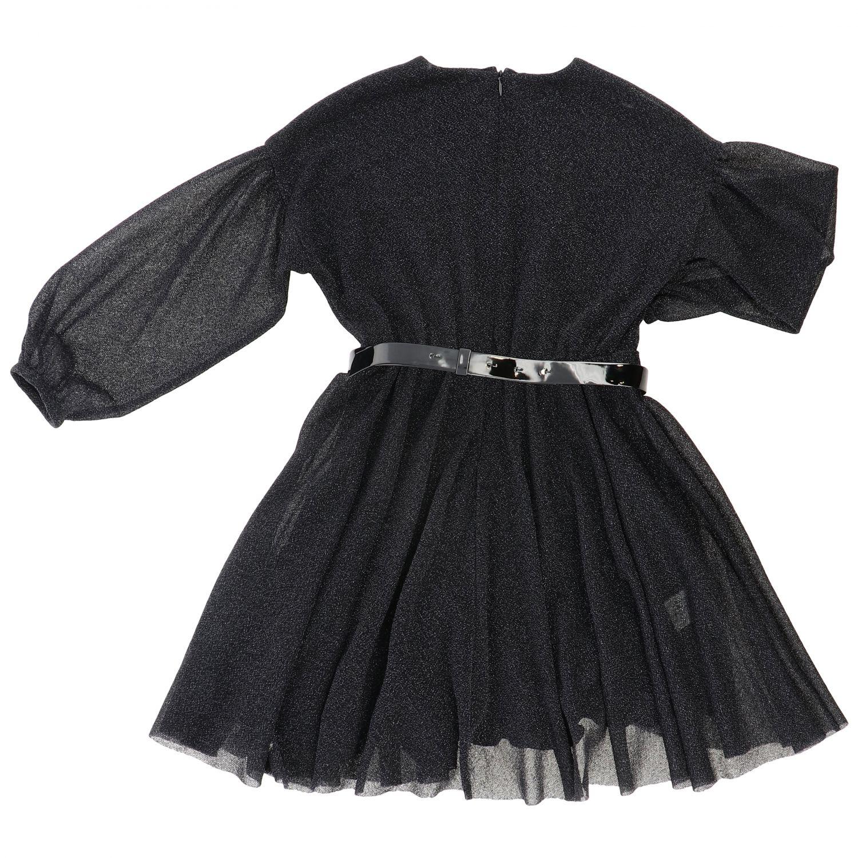 Kleid kinder Loredana schwarz 2