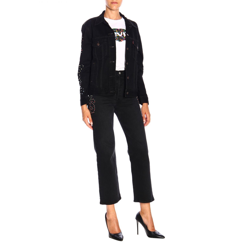 Jacket Levi's: Jacket women Levi's black 2