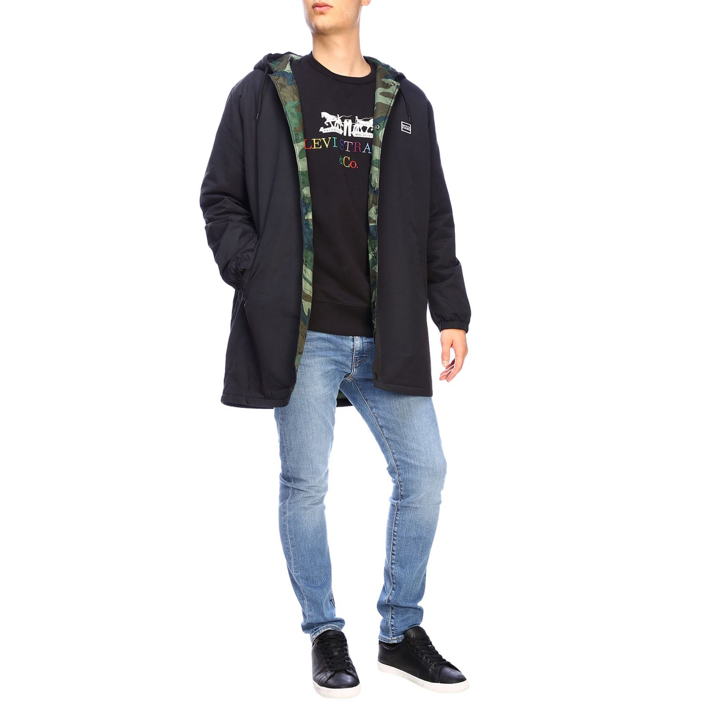 Куртка Мужское Levi's черный 2