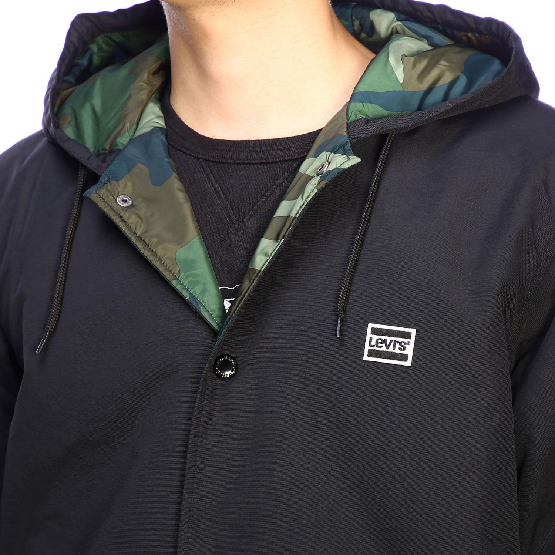 Куртка Мужское Levi's черный 4