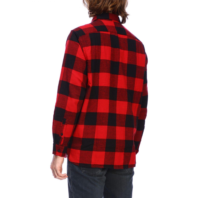 Shirt men Levi's red 3