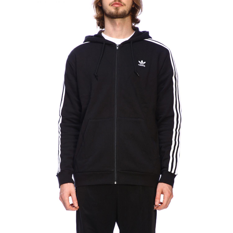 Толстовка Adidas Originals: Толстовка Мужское Adidas Originals черный 1