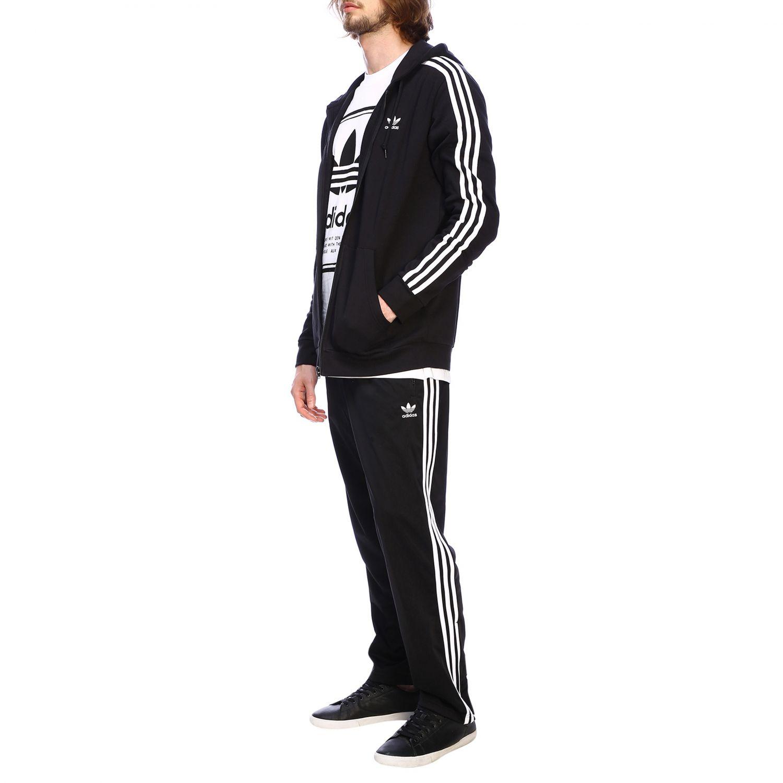 Толстовка Adidas Originals: Толстовка Мужское Adidas Originals черный 2