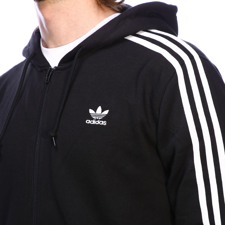 Толстовка Adidas Originals: Толстовка Мужское Adidas Originals черный 4