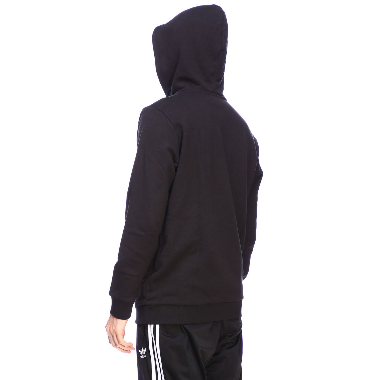 Sweatshirt Adidas Originals: Sweatshirt men Adidas Originals black 3