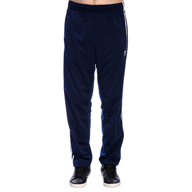 Pantalón Adidas Originals: Pantalón hombre Adidas Originals azul oscuro 1