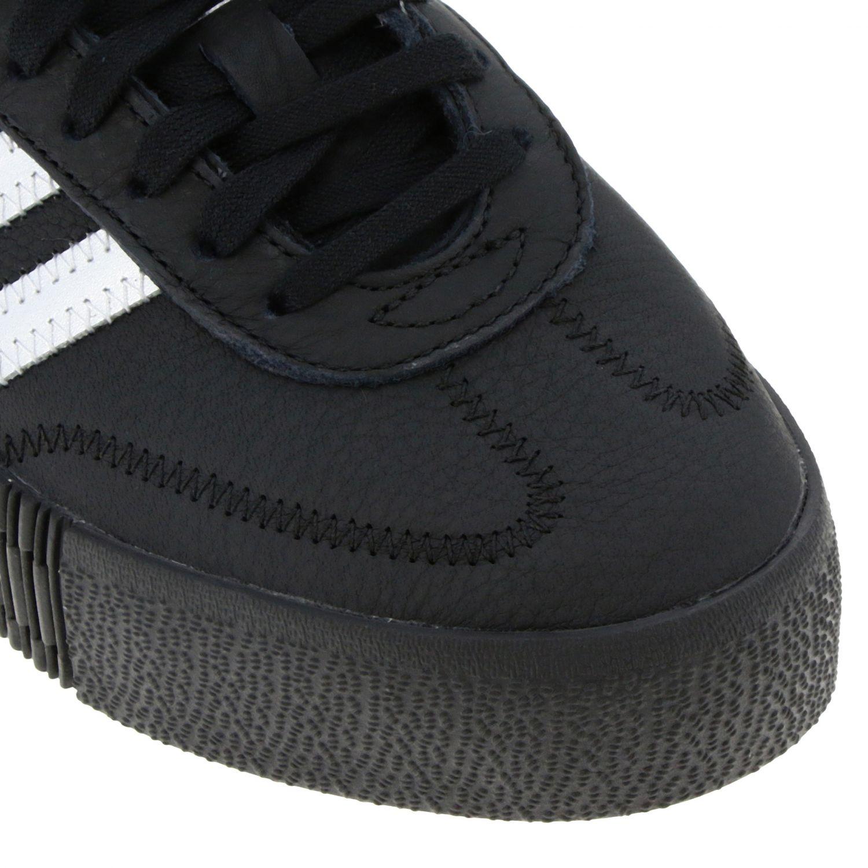 Sneakers Adidas Originals: Sneakers women Adidas Originals By Pharrell Williams black 3