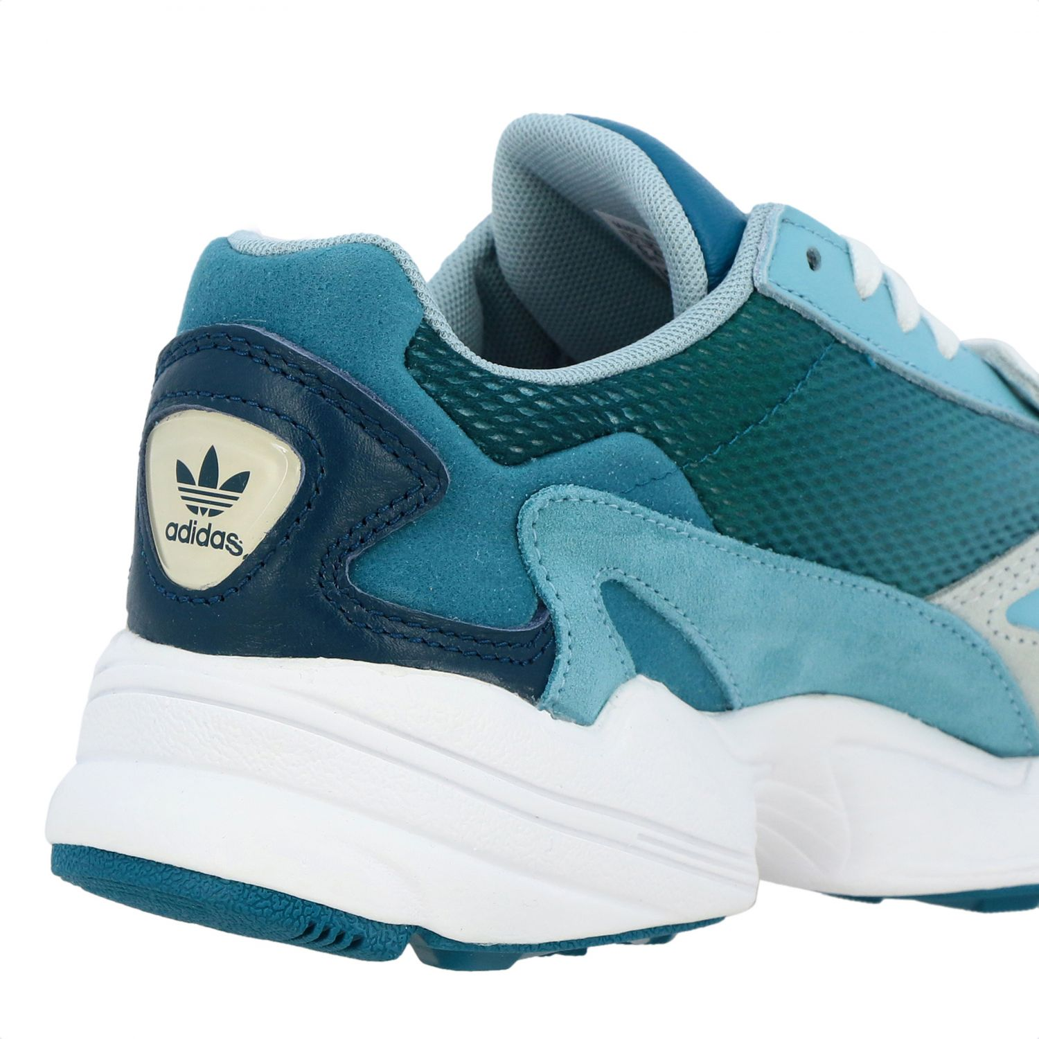 Sneakers Adidas Originals: Sneakers women Adidas Originals By Pharrell Williams petroleum blue 4
