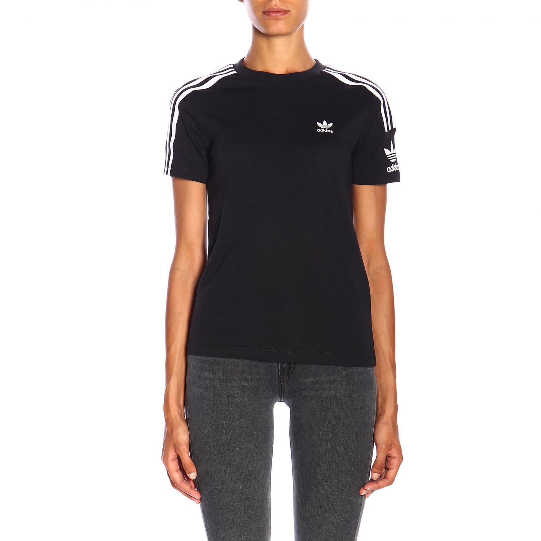 T-Shirt Adidas Originals: T-shirt women Adidas Originals black 1