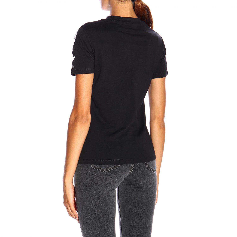 T-Shirt Adidas Originals: T-shirt women Adidas Originals black 3