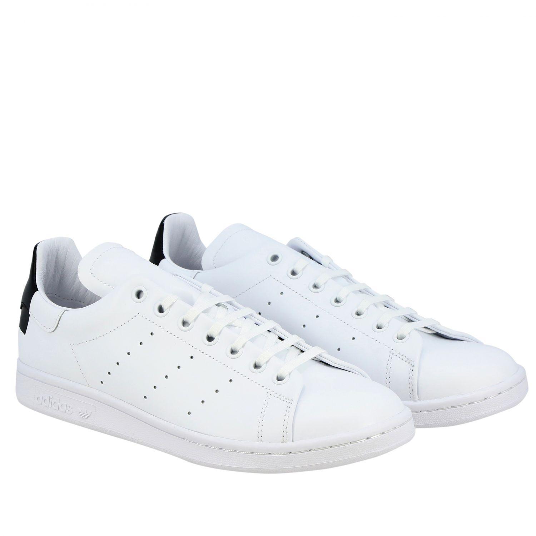Спортивная обувь Adidas Originals: Спортивная обувь Мужское Adidas Originals By Pharrell Williams белый 2