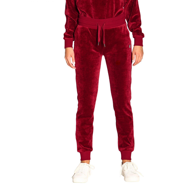 Pants women Colmar burgundy 1