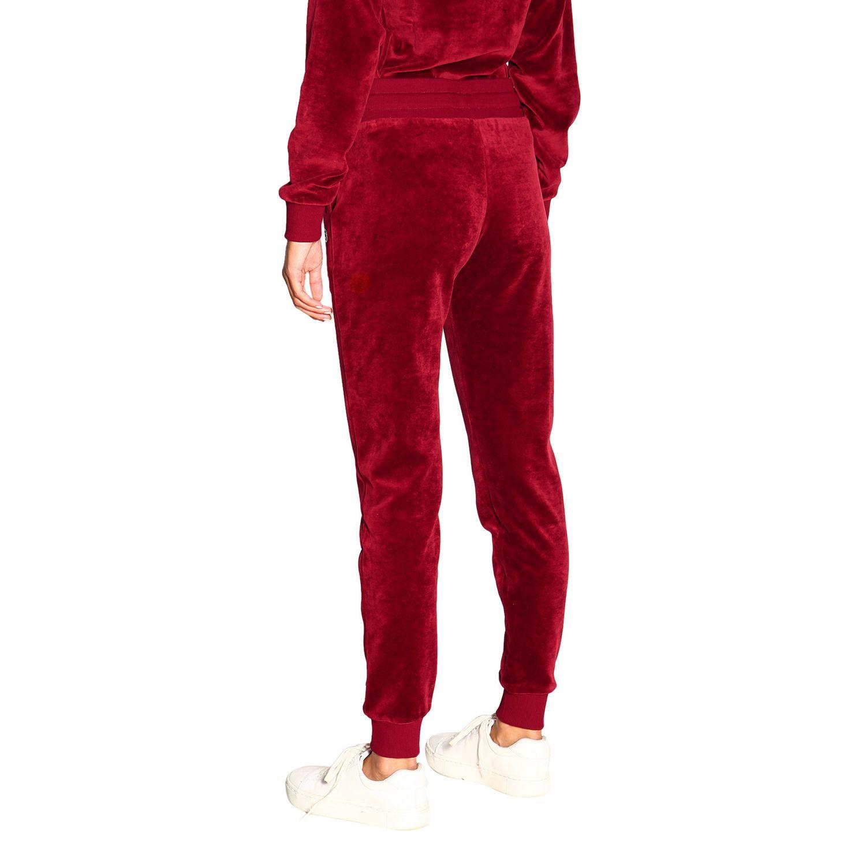 Pants women Colmar burgundy 3