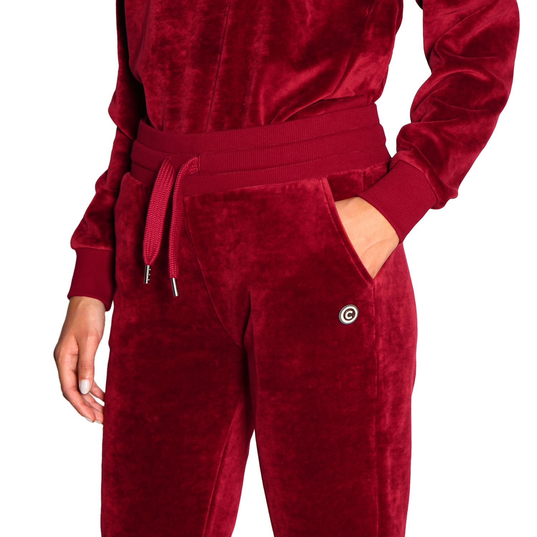 Pants women Colmar burgundy 5